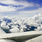 From plane window by Ron Dewi