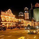 Night in Kuala Lumpur, Malaysia by Ron Dewi