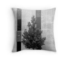 Urban Tree#2 Throw Pillow