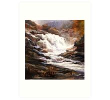 Living Water Art Print