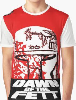 DAWN OF THE FETT Graphic T-Shirt
