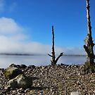 Loch Tummel in the Mist by emanon