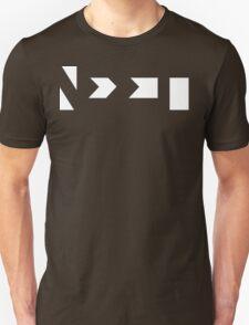 N Σ Σ T (Classic Shiro) T-Shirt
