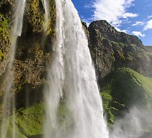 Seljalandsfoss (2 of 7) by Ólafur Már Sigurðsson