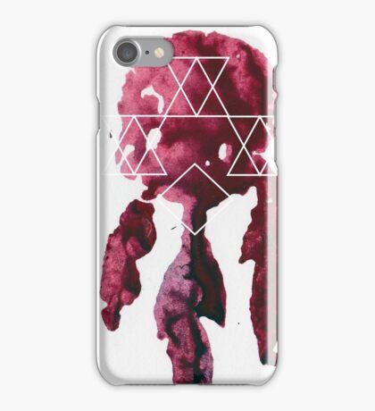 Dreamy dream catcher iPhone Case/Skin