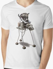 PROTECTOR 2015 Mens V-Neck T-Shirt