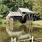 Mabry Mill by Stacy Brooks Photography