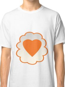 Tenderheart Bear (low version) Classic T-Shirt