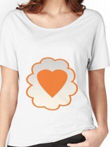 Tenderheart Bear (low version) Women's Relaxed Fit T-Shirt