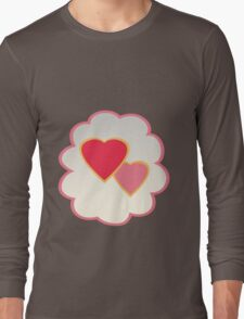 Love-a-lot Bear (low version) Long Sleeve T-Shirt