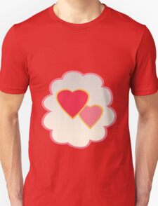 Love-a-lot Bear (low version) Unisex T-Shirt