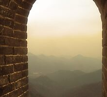 A Great View of China by gmnick