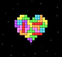 Tetris Lover by Seasen96