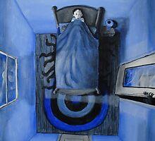 Boogie Monster by Hannah Aradia
