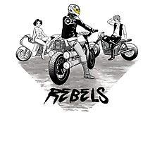 Rebels Photographic Print