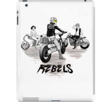 Rebels iPad Case/Skin