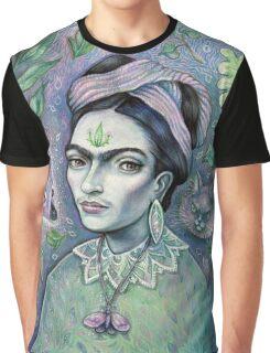 Magical Girl Frida Graphic T-Shirt