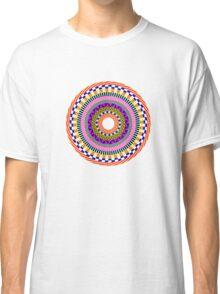 Funky Mandala Classic T-Shirt