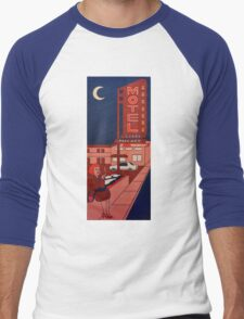 Motel Men's Baseball ¾ T-Shirt