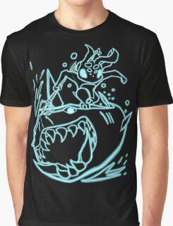 Fizz & Shark (Original) Graphic T-Shirt