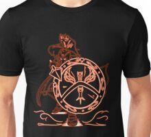 Enchanted Spartan (Dark) Unisex T-Shirt