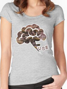 Ace, Sheffield - Bud Fuse Women's Fitted Scoop T-Shirt