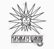 Masaka Is Waking (dark) T-Shirt