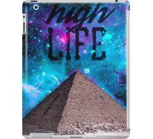 High Life iPad Case/Skin