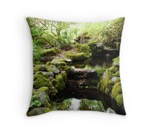 Where I feel Safe Throw Pillow