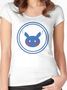 Sailor Pika Women's Fitted Scoop T-Shirt