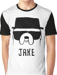 Adventure Time - Big Dog (Jake) Graphic T-Shirt