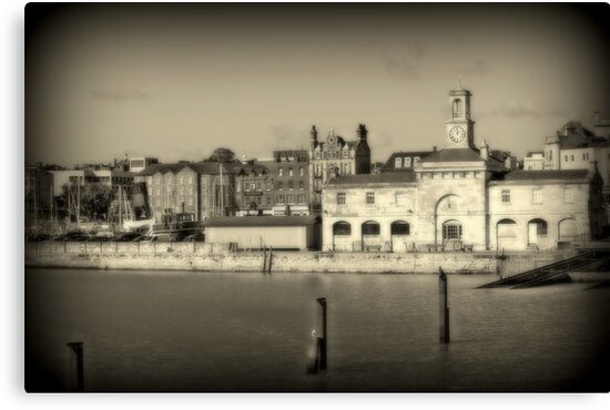 Ramsgate Maritime Museum  by larry flewers