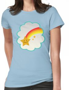 Wish Bear (high version) Womens Fitted T-Shirt