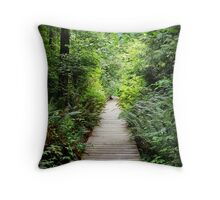 Milner Garden Throw Pillow
