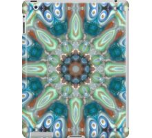 Colorful Glass Ornament iPad Case/Skin