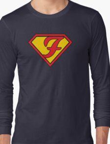 Super F Long Sleeve T-Shirt
