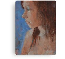 water soluble oils Canvas Print