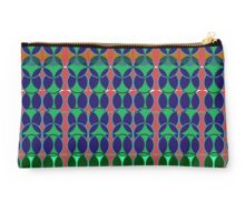 Circle frenzy part III Studio Pouch