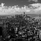 Manhattan by Jari Hudd