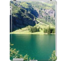 Austria, Tyrol, Hintersee Lake and Landscape iPad Case/Skin