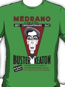 Buster Keaton in Paris T-Shirt