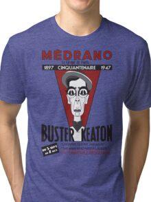 Buster Keaton in Paris Tri-blend T-Shirt