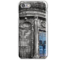 Black Mausoleum Greyfriars Edinburgh iPhone Case/Skin