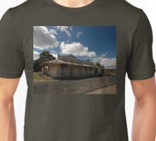 Butcher/Draper/Grocer Building, Lue, Australia 2009 Unisex T-Shirt