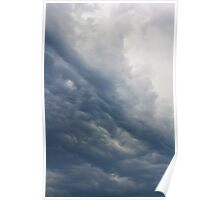 Storm Clouds Rising Poster