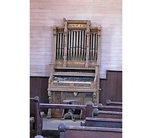 Old Organ, Bodie, California Photographic Print