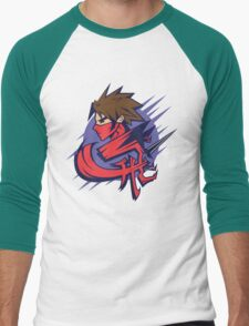 Flying Dragon Men's Baseball ¾ T-Shirt