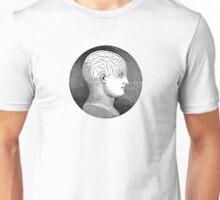 Phrenology lady Unisex T-Shirt