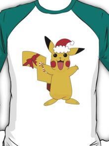 Christmas Pikachu! T-Shirt
