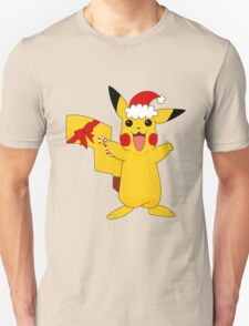 Christmas Pikachu! T-Shirt